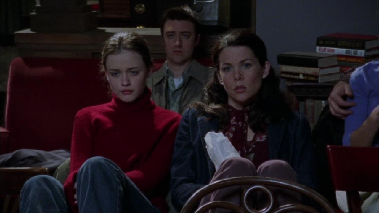 Gilmore Girls film still 8