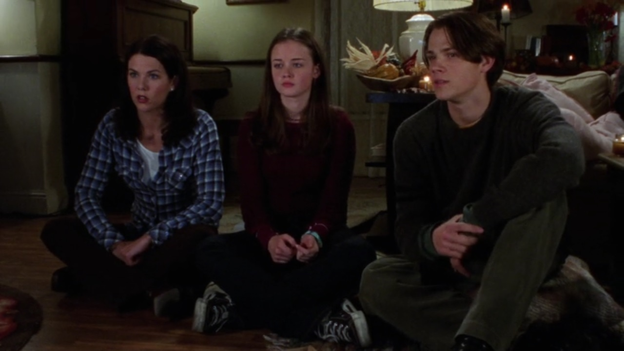 Gilmore Girls film still 1