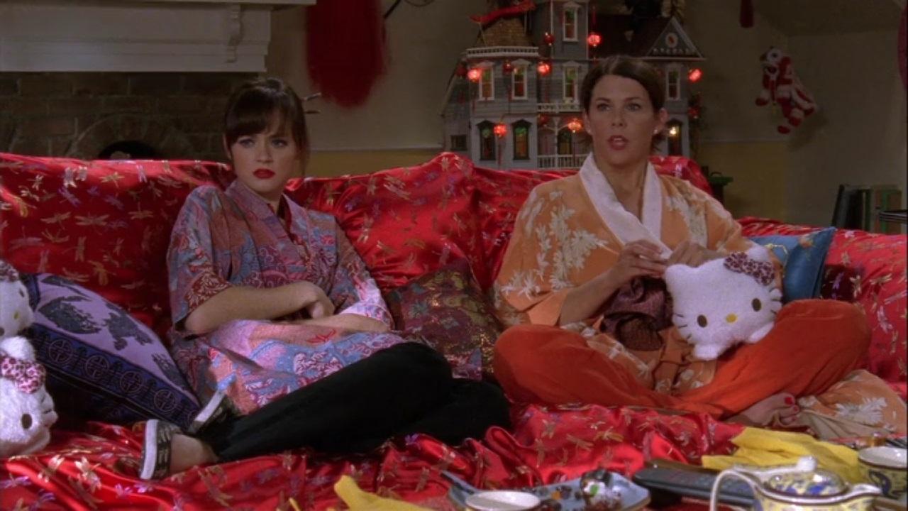 Gilmore Girls film still 34