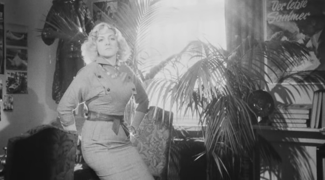 Veronika Voss film still