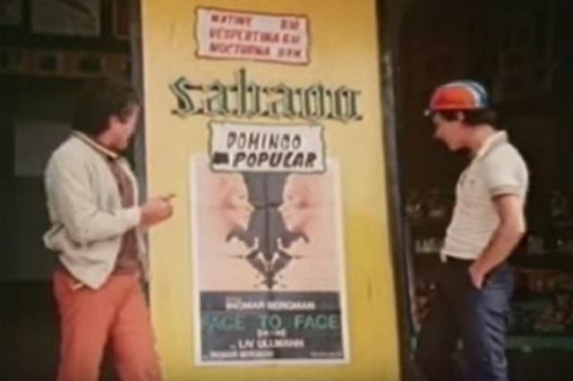 El escarabajo film still 3