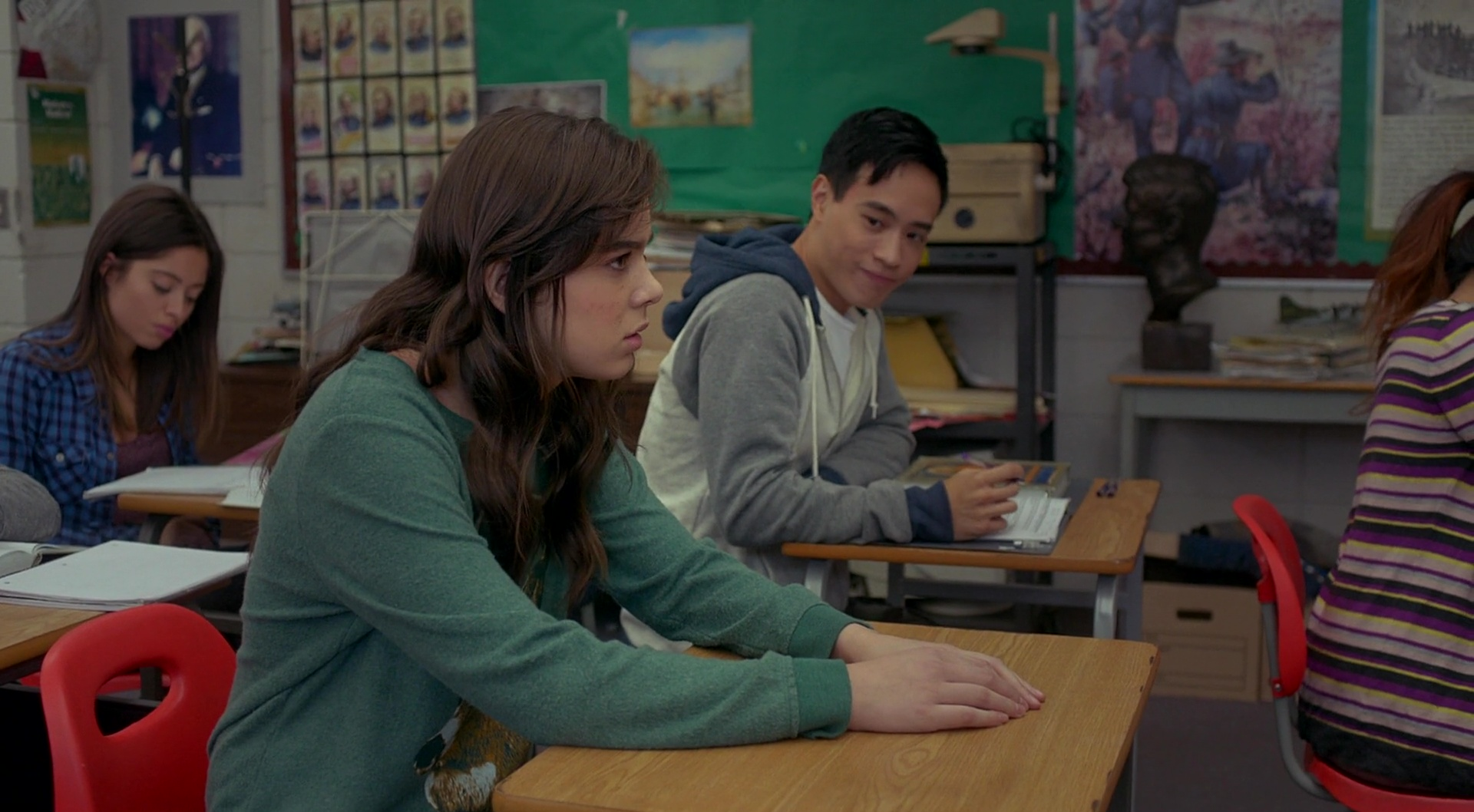 The Edge of Seventeen film still 2