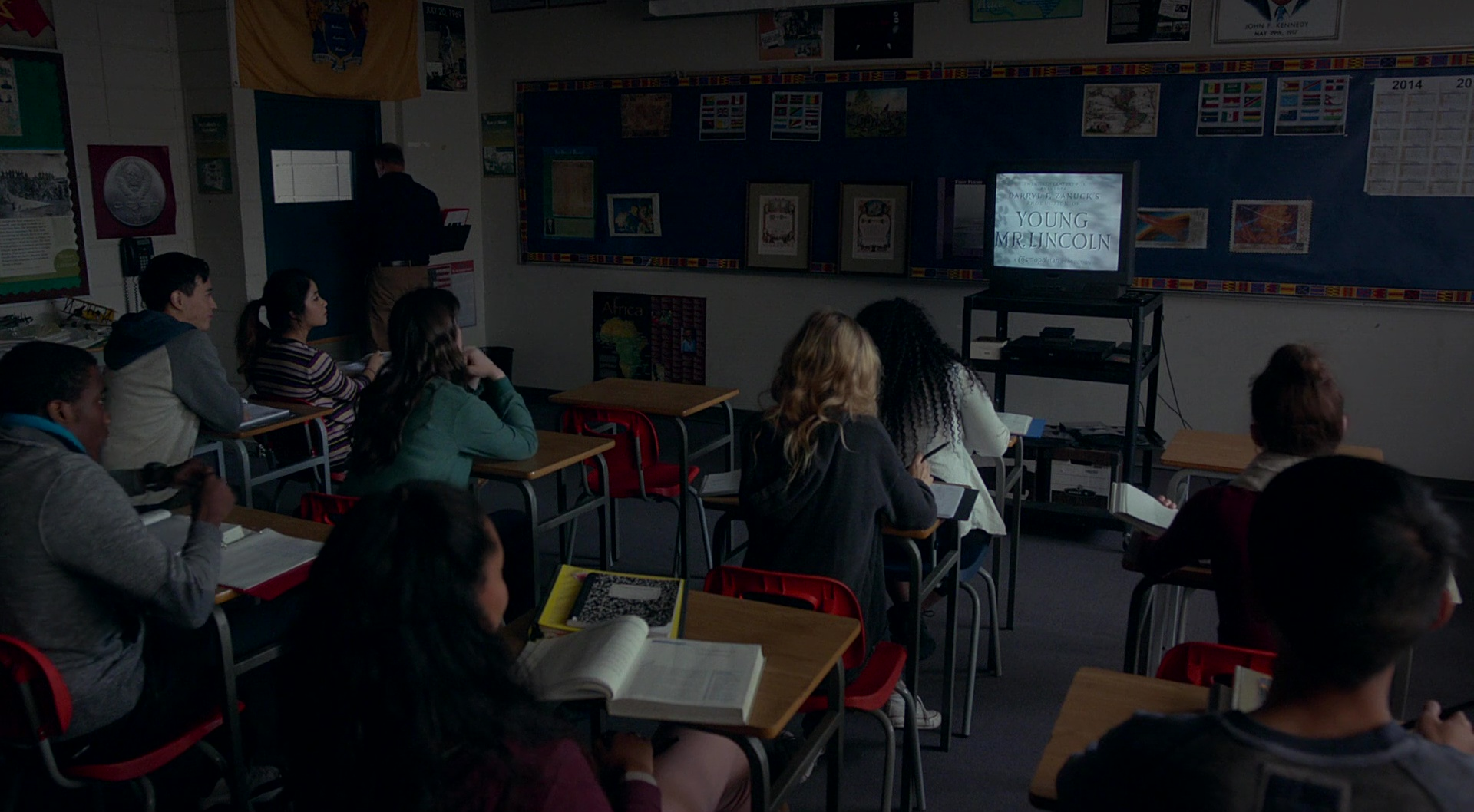 The Edge of Seventeen film still 3