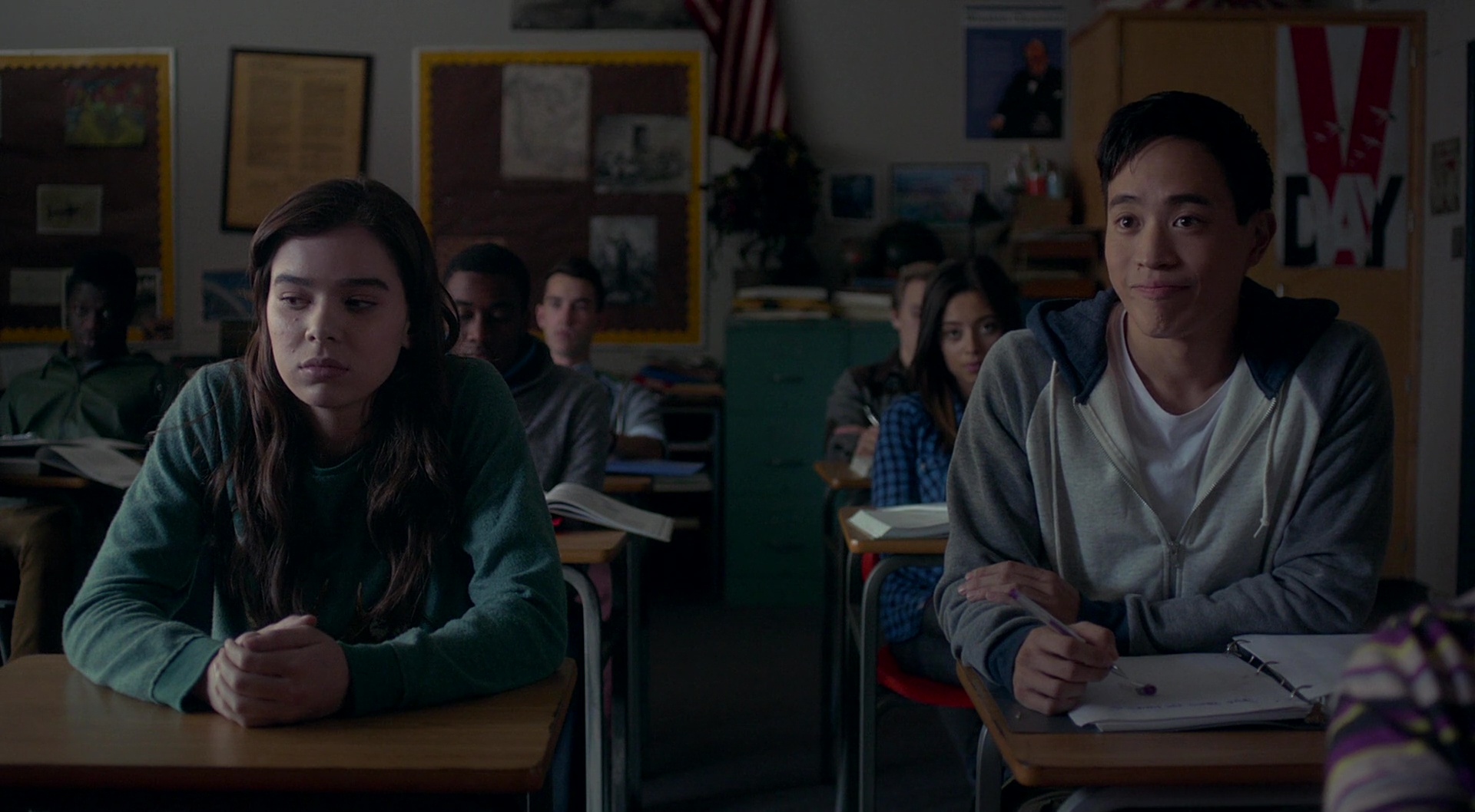 The Edge of Seventeen film still 4