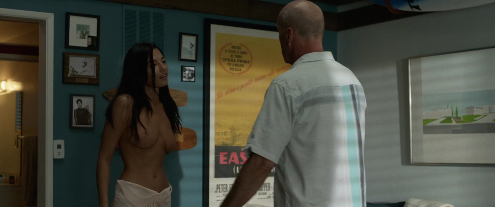 Jessica gomes in once upon a time in venice - 5 5