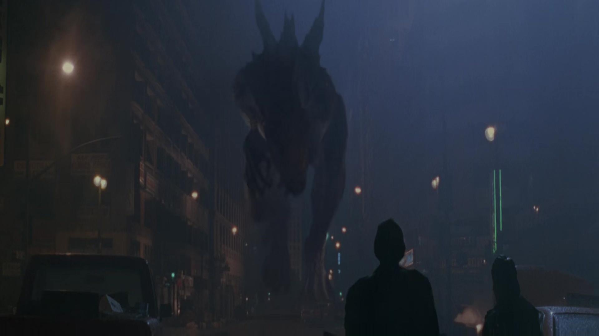 Godzilla 1998 film still 7